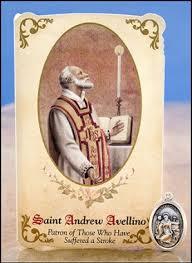 Thánh Anrê  Avellinô