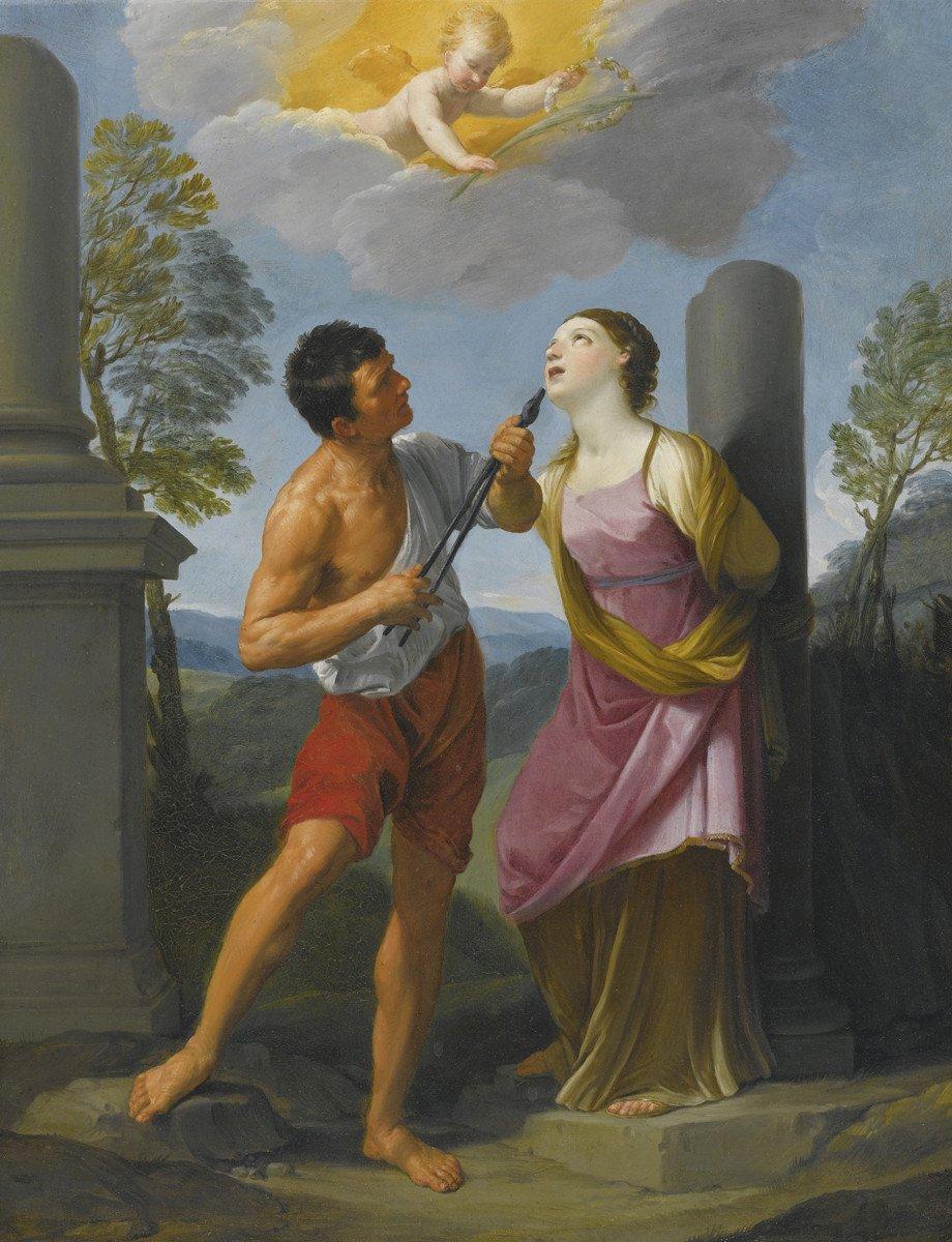 Thánh Apollonia  (c.249)