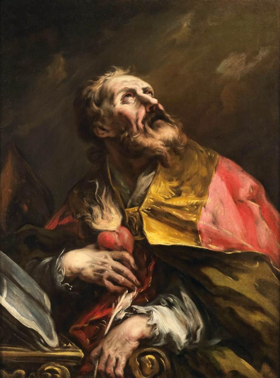 Thánh AUGUSTINÔ Giám mục Tiến Sĩ Hội Thánh (354-430)