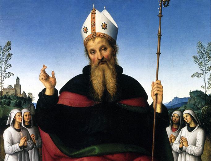 Thánh Augustinô - Giám mục, Tiến sĩ Hội Thánh