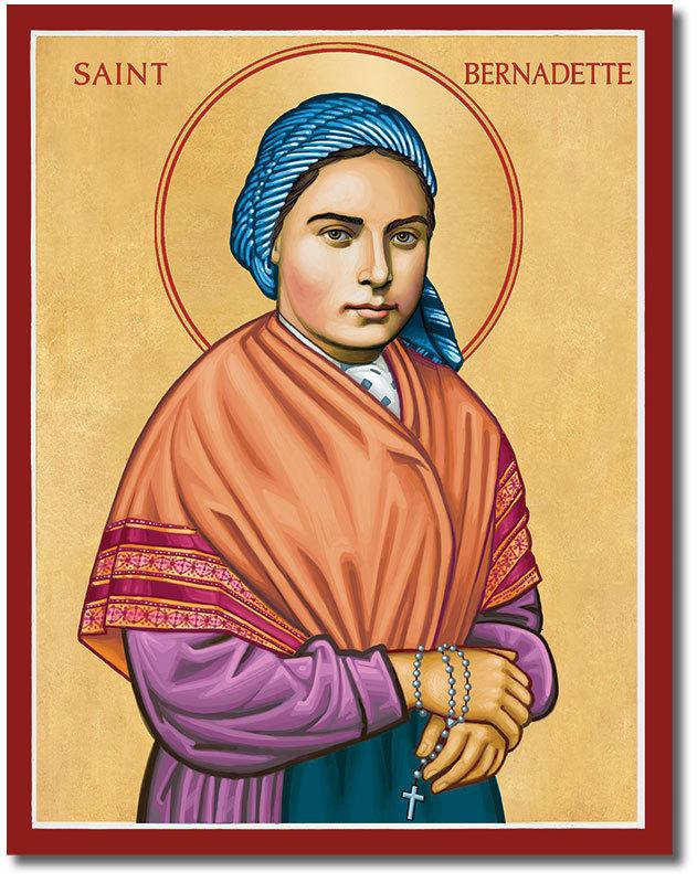 Thánh Bênađetta (1844-1879)