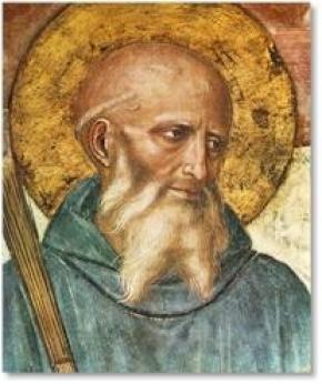 Thánh Bênêđích (Biển Đức) (480?-543)