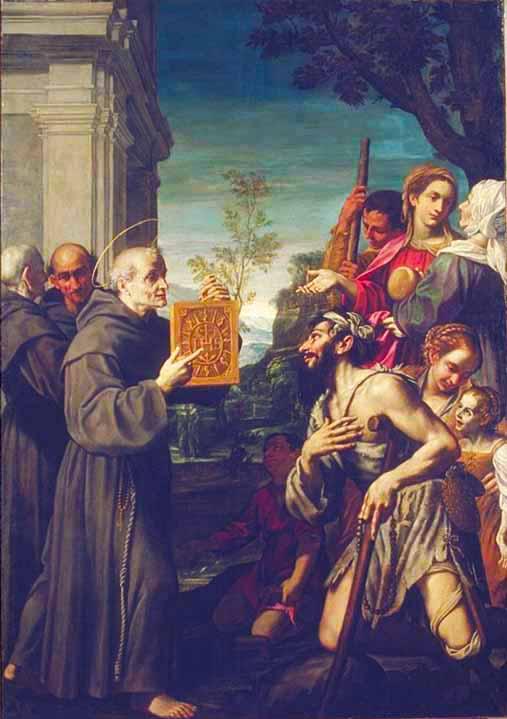 Thánh BERNADINÔ thành Siêna Linh mục (1380 - 1444)