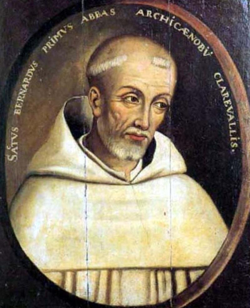 Thánh BERNADÔ Tu Viện Trưởng, Tiến Sĩ Hội Thánh (1090-1153)