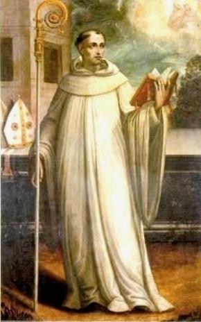 Thánh Bernard ở Clairvaux (1091-1153)