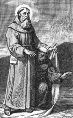 Thánh Bernardine ở Siena