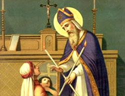 Thánh Blasiô, Giám mục Tử đạo