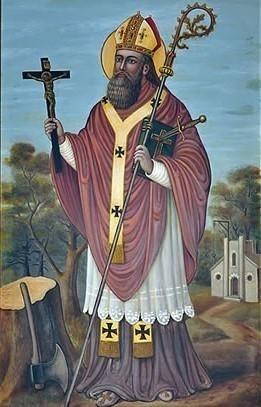Thánh Bô-ni-phát - Giám mục, tử đạo (khoảng 673-754)