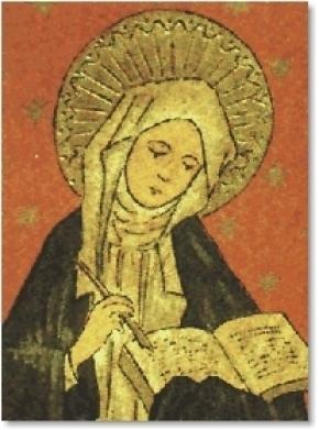 Thánh Bridget ở Thụy Điển (1303? - 1373)