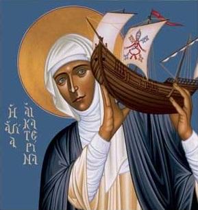 Thánh Cartarina