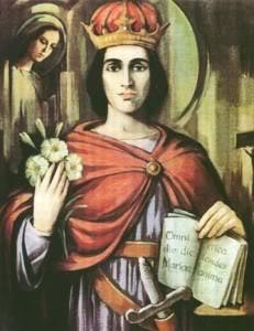 Thánh Casimirô.