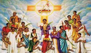 Thánh Charles Lwanga và Các  Bạn