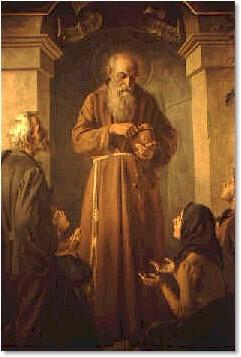 Thánh Conrad ở Parzham