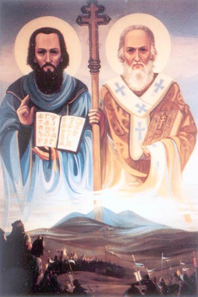 Thánh Cyrillôâ và Mêthôđiô