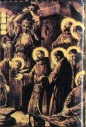 Thánh Daniel và Các Bạn (c. 1227)
