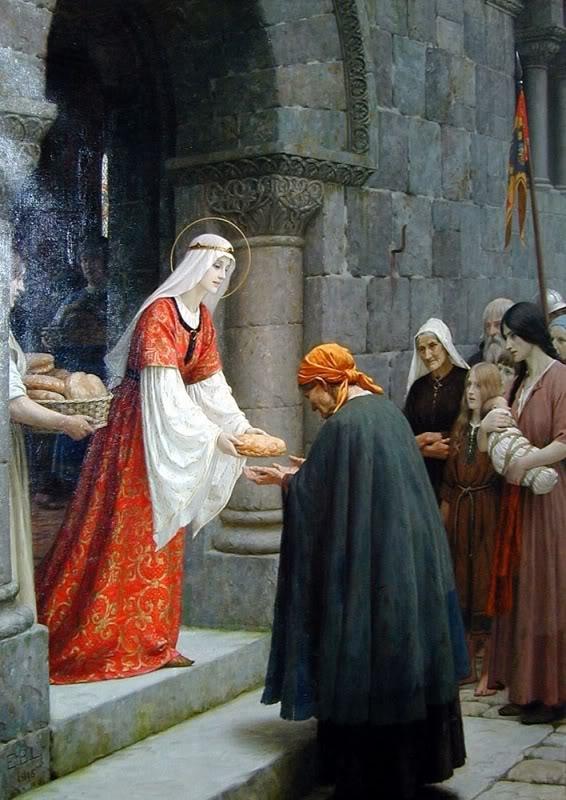 Thánh Elisabeth Nước Hungaria Nữ Tu (1207-1231)