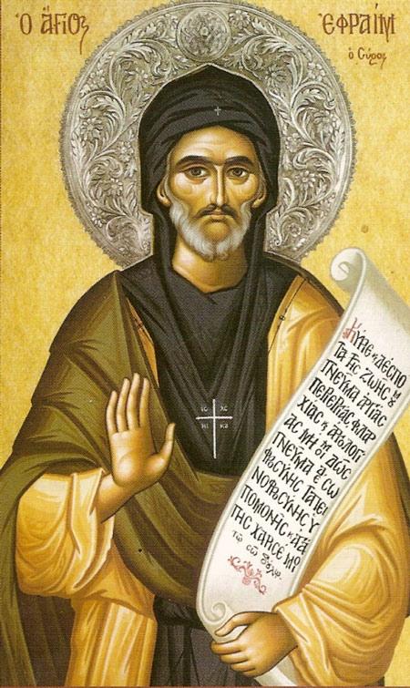 Thánh EPHREM Phó Tế, Tiến Sĩ Hội Thánh (306-373)