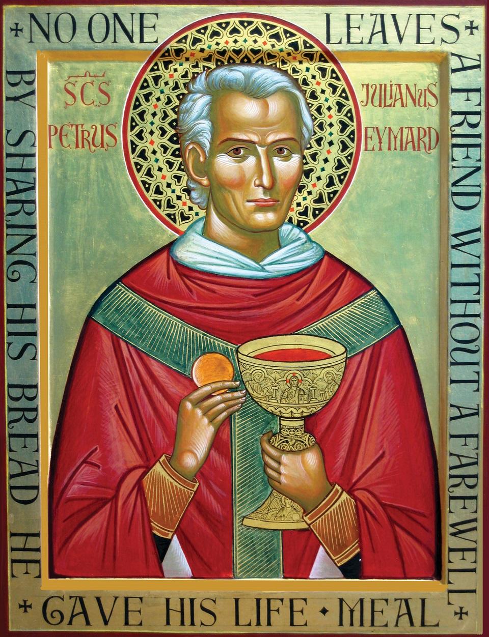 Thánh Eymard, vị tông đồ Thánh Thể