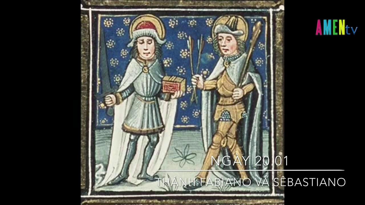 Thánh Fabianô  & thánh Sêbastianô