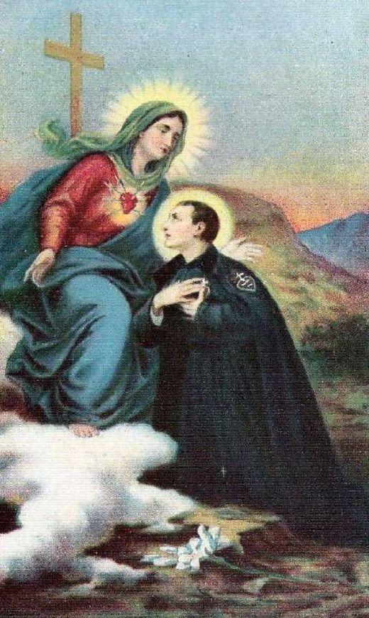 Thánh Gabrien của Đức Mẹ Sầu Bi  (c. 1862)