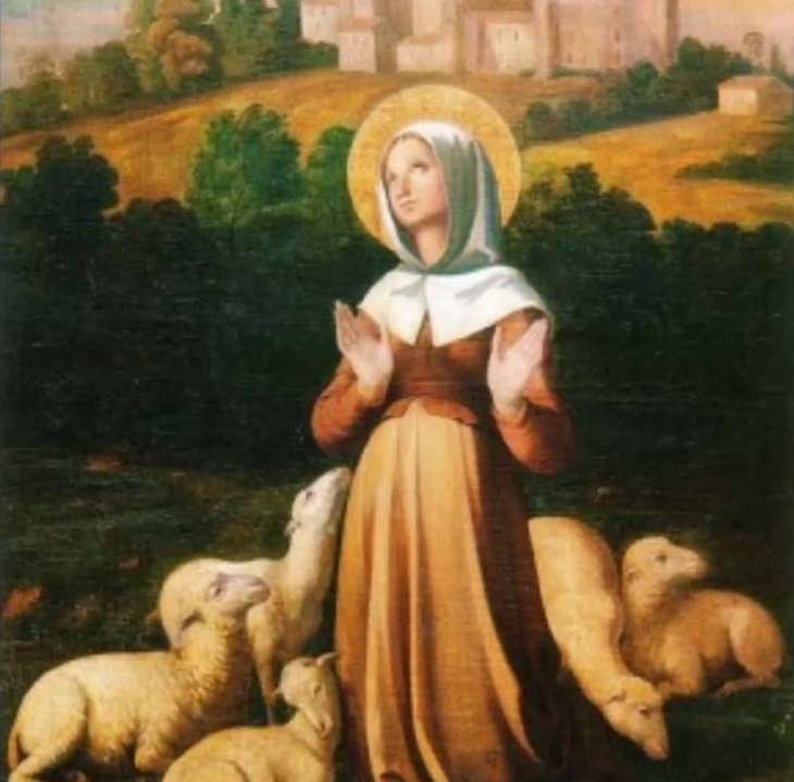 Thánh Germaine  Cousin  (1579-1601)