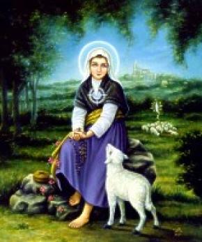 Thánh Germaine Cousin