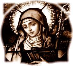 Thánh Gertrude (1256? - 1302)