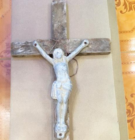Thánh giá mà ISIS không thể phá hủy