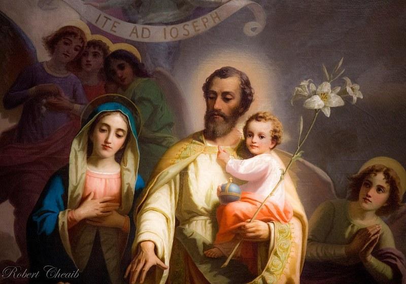 Thánh Gia và Thánh Giuse