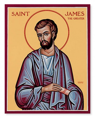 Thánh Gia-cô-bê Tông đồ
