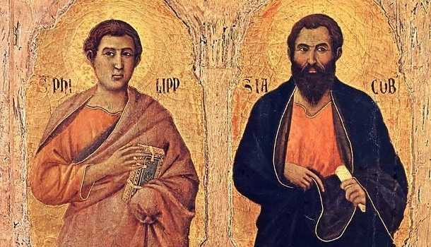 Thánh Giacobe và Philpphê Tông Đồ (Thế kỷ thứ I)