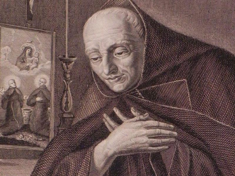 Thánh Giles Mary của Thánh Giuse (1729-1812)