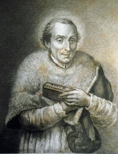 Thánh Gioan Báptít Rossi (1698-1764)