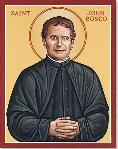 Thánh Gioan Bosco Linh mục (1815-1888)