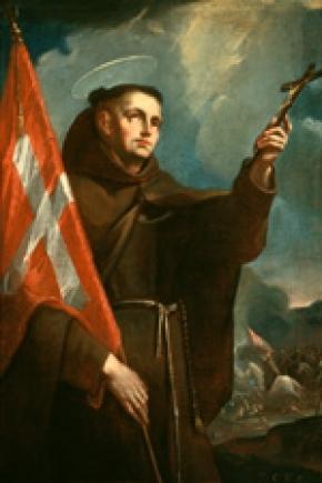 Thánh GIOAN CAPISTRANÔ Dòng Phanxicô (1386-1456)