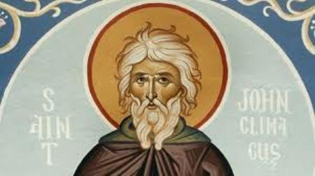 Thánh Gioan Climacus (c 606)
