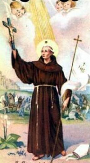 Thánh Gioan ở Capistrano (1385-1456)