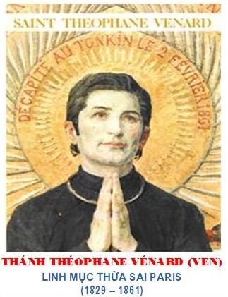 Thánh Gioan Théophane VÉNARD VEN, Linh Mục Thừa sai Paris (1829-1861)