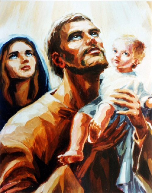 Thánh Giuse người cha can đảm và sáng tạo