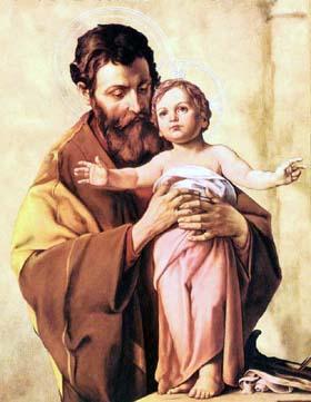 Thánh Giuse – Người cha gương mẫu