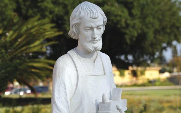 Thánh Giuse thực hiện ý Chúa trong thinh lặng