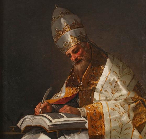 Thánh Grêgôriô Cả - Giáo hoàng, Tiến sĩ Hội Thánh
