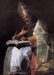 Thánh Grê-gô-ri-ô Cả - Giáo hoàng