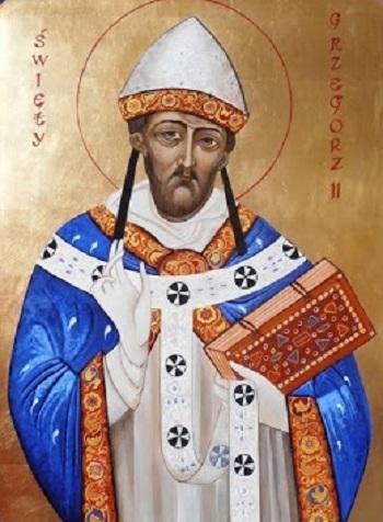 Thánh Grêgôriô II (c.731)