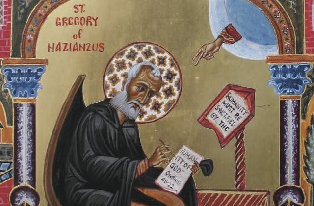 Thánh Grêgôry ở Nazianzus