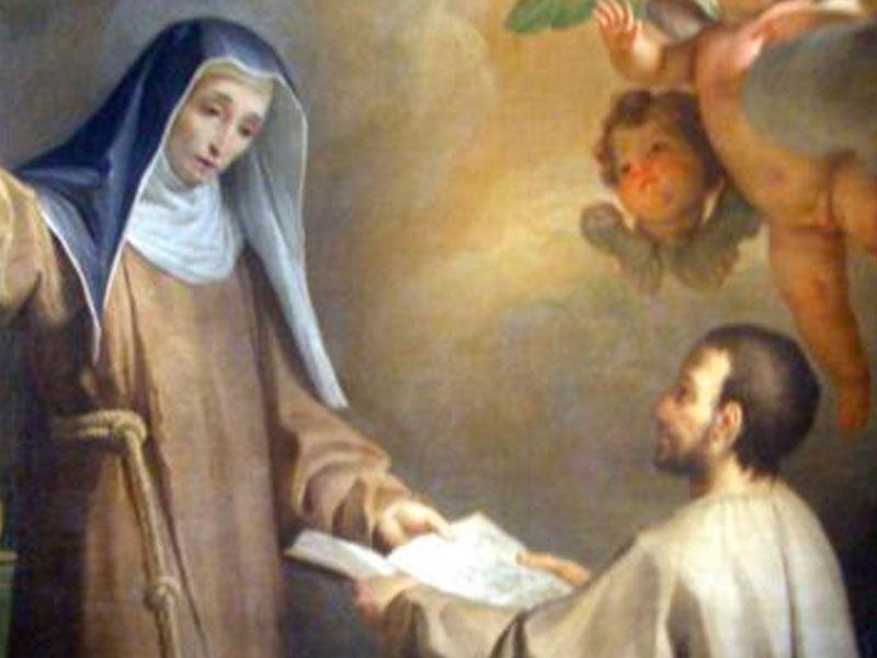 Thánh Hyacintha ở Mariscotti  (1585-1640)