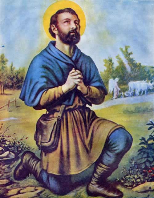 Thánh Isidore (1070-1130)