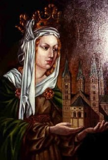 Thánh Kunigunde  (1224-1292)