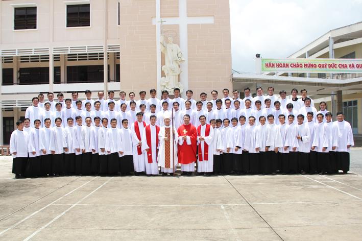 Đại Chủng Viện Thánh Quý: Thánh Lễ Khai Giảng Năm Học 2018 - 2019