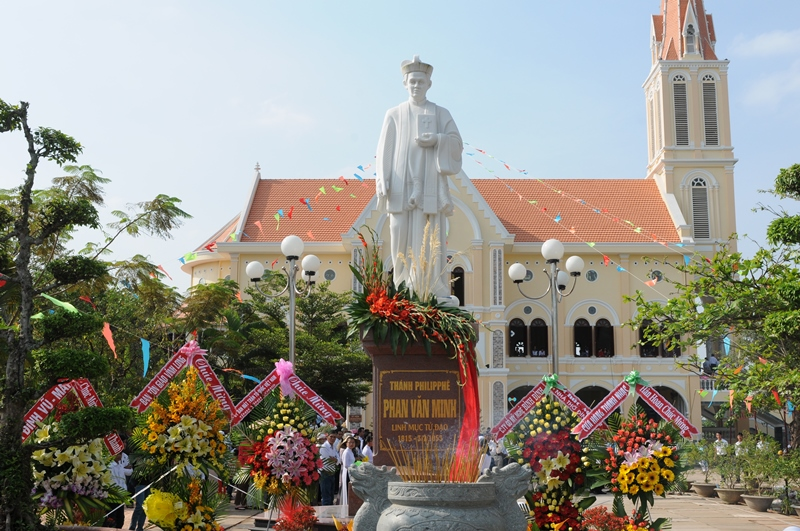 Thánh lễ Tạ Ơn - Kính Thánh Philipphê Phan Văn Minh - 03.7.2019
